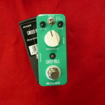 MOOER_Green_Mile_overdrive_pedal