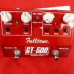 fulltone_gt_500_distortion_booster_pedal